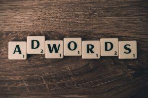 Klickzahlen auf Adwords Anzeigen